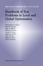 Handbook of Test Problems in Local and Global Optimization