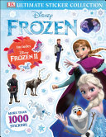 Disney Frozen Ultimate Sticker Collection