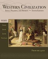 Western Civilization  Since 1400 PDF