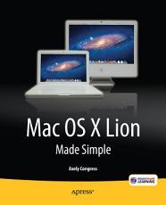 OS X Lion Made Simple PDF