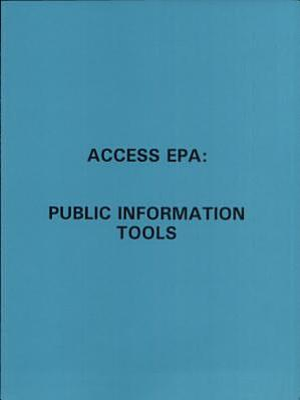 Access EPA PDF