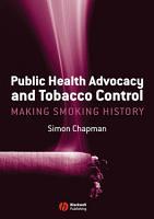 Public Health Advocacy and Tobacco Control PDF
