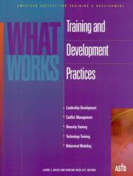What Works: Training & Development