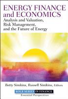Energy Finance and Economics PDF