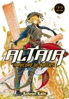 Altair  A Record of Battles 22 PDF