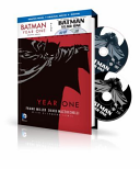 Batman: Year One Book & DVD Set (Canadian Edition)
