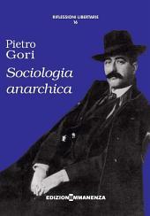 Sociologia anarchica
