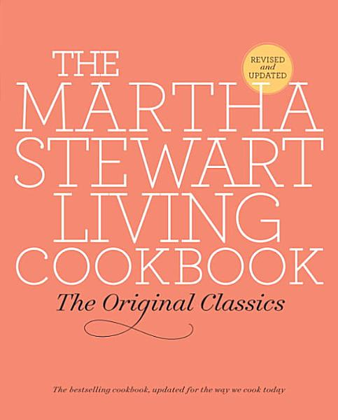 Download The Martha Stewart Living Cookbook Book