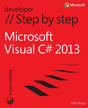 Microsoft Visual C  2013 Step by Step PDF