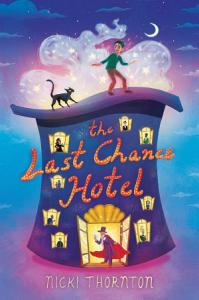 The Last Chance Hotel Book