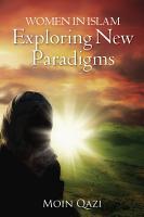 Women In Islam  Exploring New Paradigms PDF