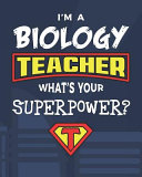 I'm A Biology Teacher What's Your Superpower?
