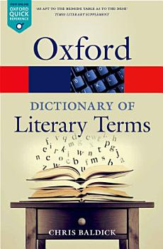 The Oxford Dictionary of Literary Terms PDF