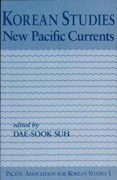 Korean Studies: New Pacific Currents