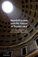 Republicanism and the Future of Democracy PDF