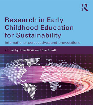 Research in Early Childhood Education for Sustainability