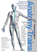 Anatomy Trains Posters Book