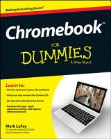 Chromebook For Dummies PDF