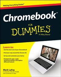 Chromebook For Dummies Book PDF