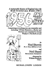 1956 and All that PDF
