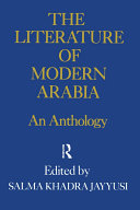Literature Of Modern Arabia