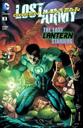 Green Lantern: Lost Army (2015-) #3