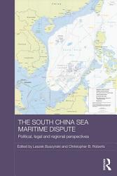 The South China Sea Maritime Dispute Book PDF