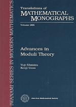 Advances in Moduli Theory