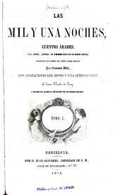 Las mil y una noches: cuentos árabes, Volúmenes 1-2