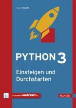 Python 3     Einsteigen und Durchstarten PDF