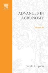 Advances in Agronomy: Volume 68