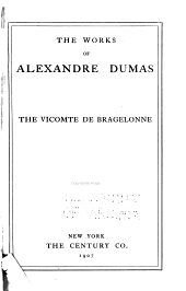 The vicomte de Bragelonne: Volume 5