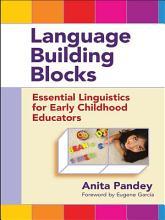 Language Building Blocks PDF