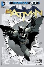 Batman (2011-) #0