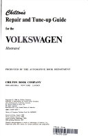 Repair and Tune-up Guide for the Volkswagen
