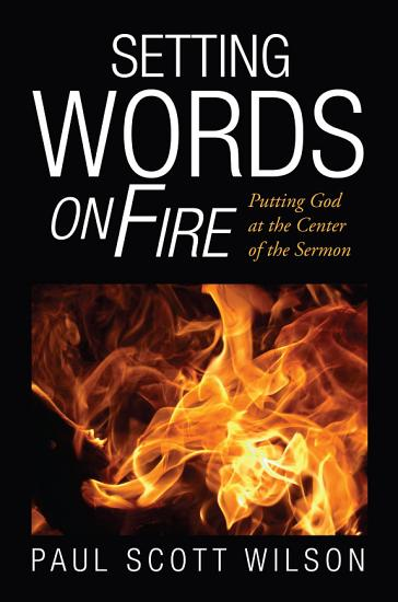 Setting Words On Fire PDF