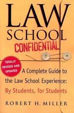 Law School Confidential, Revised
