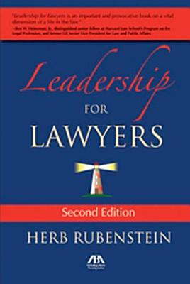 Leadership for Lawyers