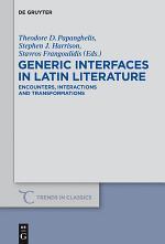 Generic Interfaces in Latin Literature