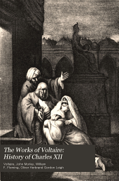 The Works of Voltaire: The dramatic works of Voltaire