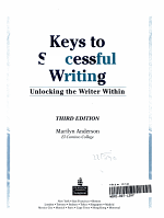 Keys to Successful Writing PDF