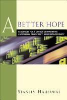 A Better Hope PDF