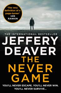 The Never Game  Colter Shaw Thriller  Book 1  Book