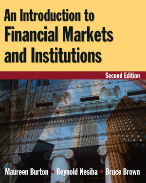 Intro to Financial Markets and Institutions