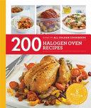 200 Halogen Oven Recipes