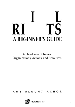 Animal Rights PDF