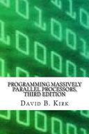 Programming Massively Parallel Processors PDF
