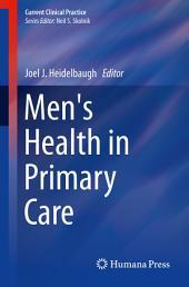 Men's Health in Primary Care