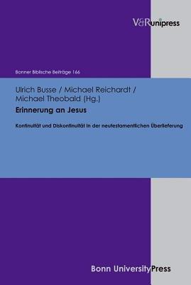 Erinnerung an Jesus PDF