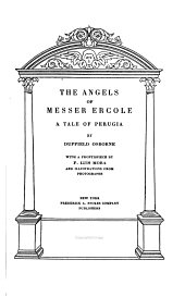 The angels of Messer Ercole: a tale of Perugia